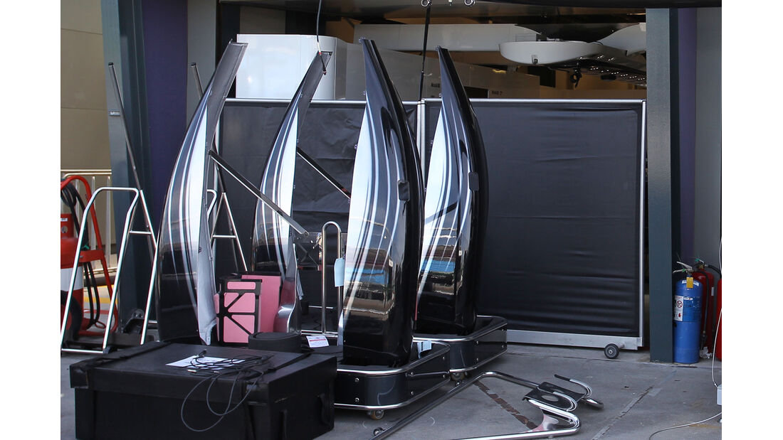 McLaren - Formel 1 - GP Australien - 12. März 2014