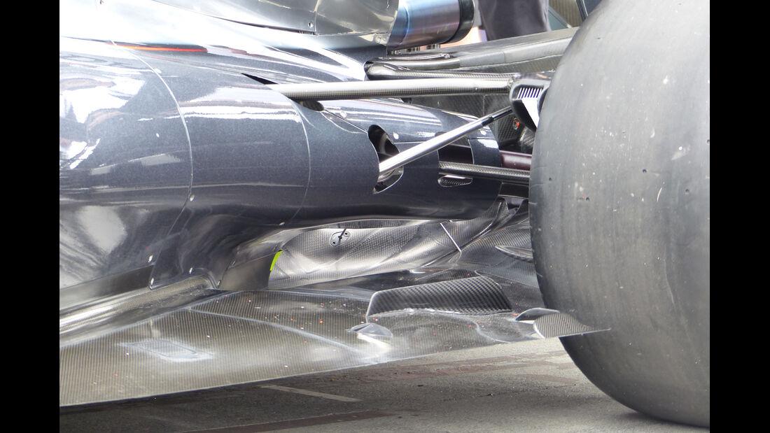 McLaren - Formel 1 - GP Australien - 13. März 2015