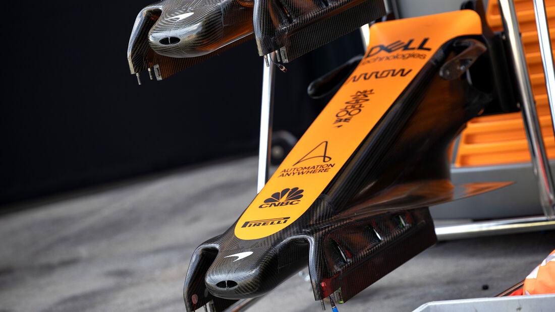 McLaren - Formel 1 - GP Australien - Melbourne - 11. März 2020