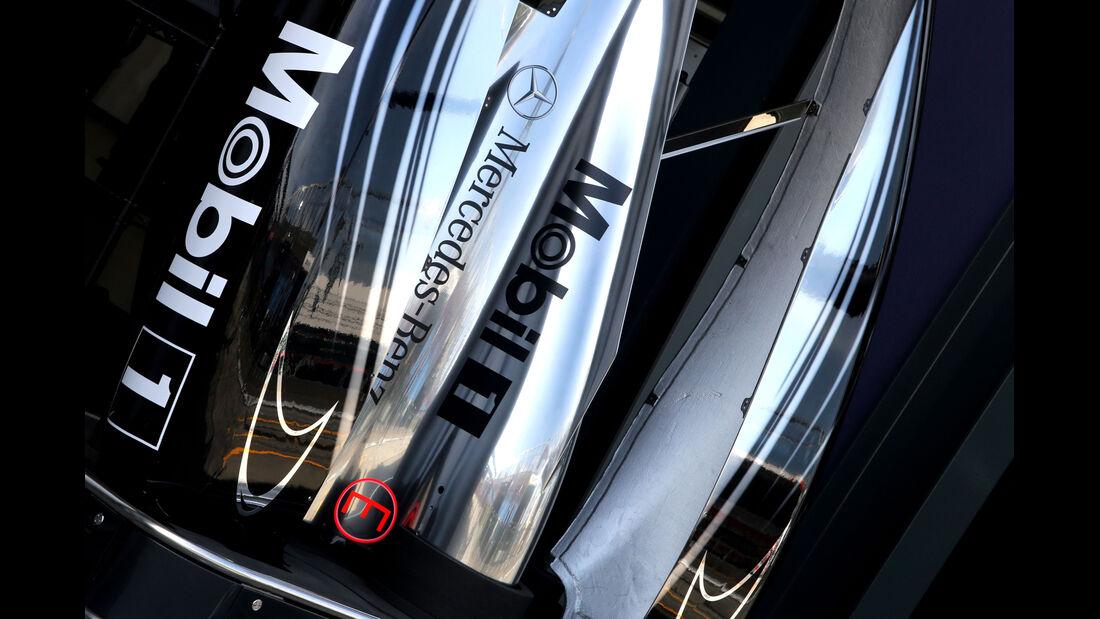 McLaren - Formel 1 - GP Australien - Melbourne - 13. März 2014