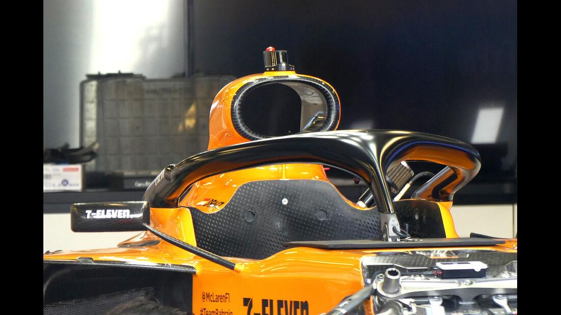 McLaren - Formel 1 - GP Australien - Melbourne - 13. März 2019