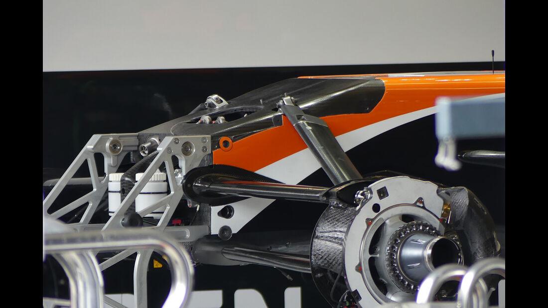 McLaren - Formel 1 - GP Australien - Melbourne - 22. März 2017