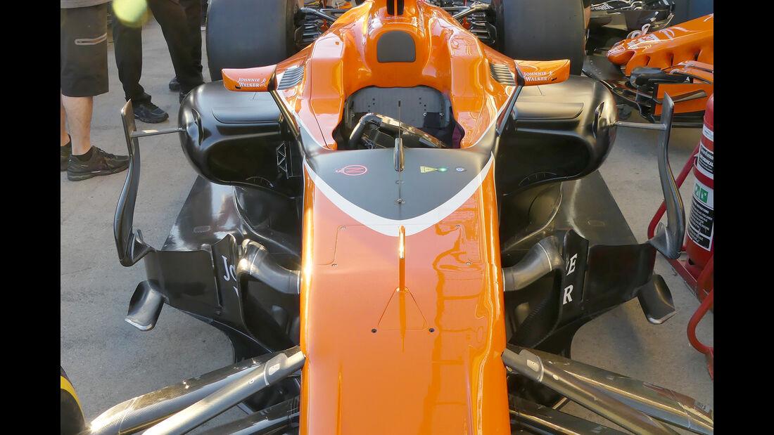 McLaren - Formel 1 - GP Australien - Melbourne - 23. März 2017