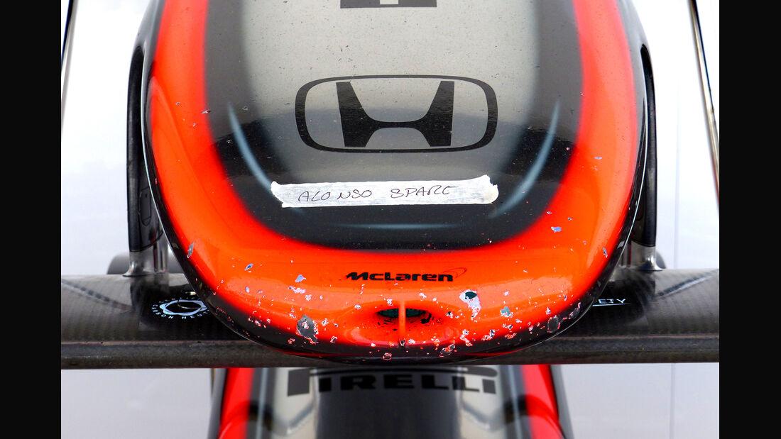 McLaren - Formel 1 - GP Bahrain - 16. April 2015