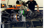 McLaren - Formel 1 - GP Bahrain - 17. April 2015