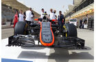 McLaren - Formel 1 - GP Bahrain - 18. April 2015