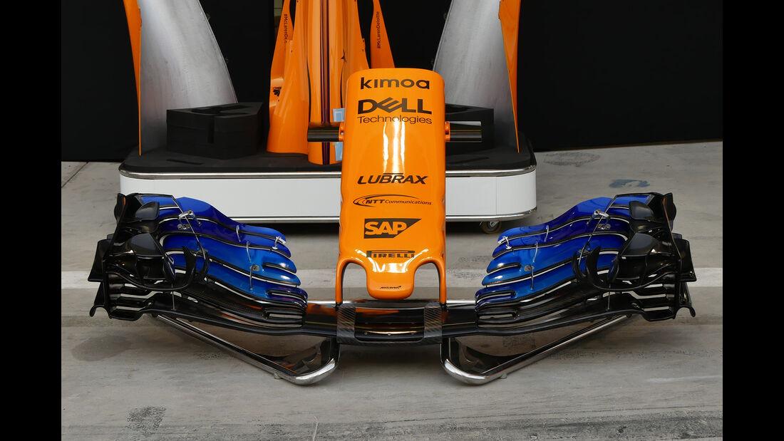 McLaren - Formel 1 - GP  Bahrain - 4. April 2018