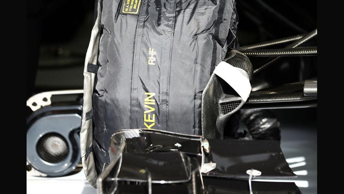 McLaren - Formel 1 - GP Bahrain - Sakhir - 4. April 2014