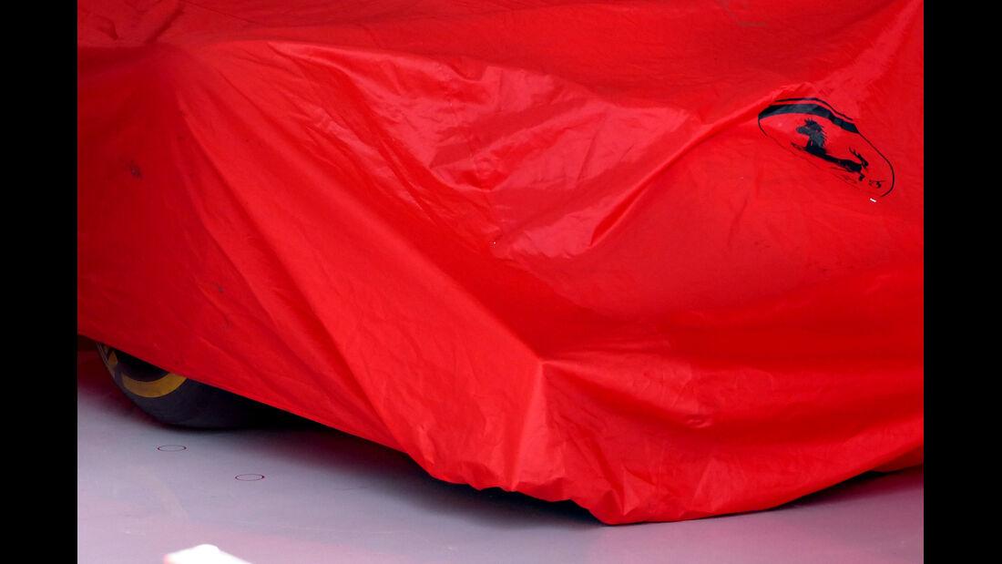 McLaren - Formel 1 - GP Belgien - Spa-Francorchamps - 19. August 2015