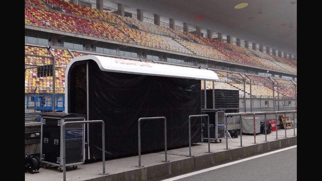 McLaren - Formel 1 - GP China - 11. April 2012