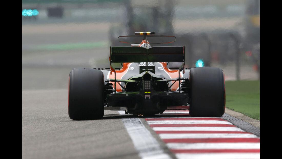 McLaren - Formel 1 - GP China 2017