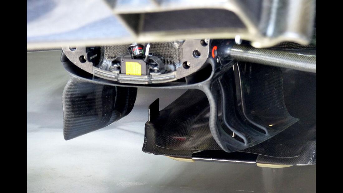 McLaren - Formel 1 - GP China - Shanghai - 11. April 2015