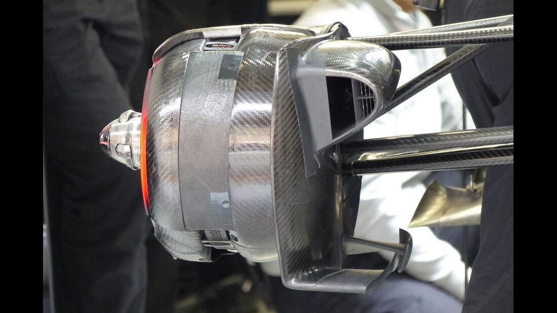 McLaren - Formel 1 - GP China - Shanghai - 19. April 2014