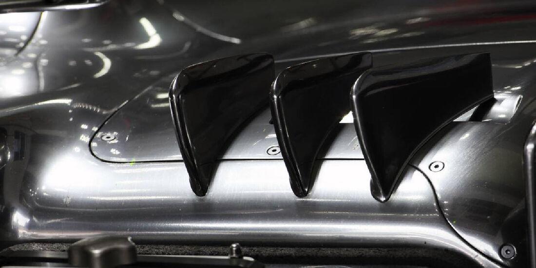 McLaren - Formel 1 - GP Deutschland - 20. Juli 2012