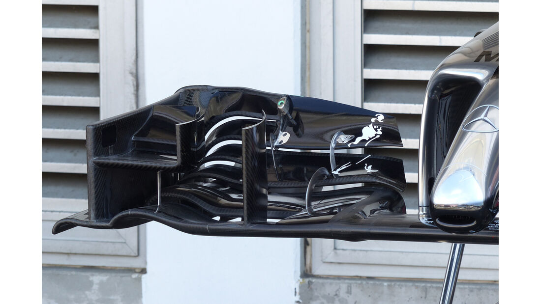 McLaren - Formel 1 - GP Deutschland - Hockenheim - 17. Juli 2014