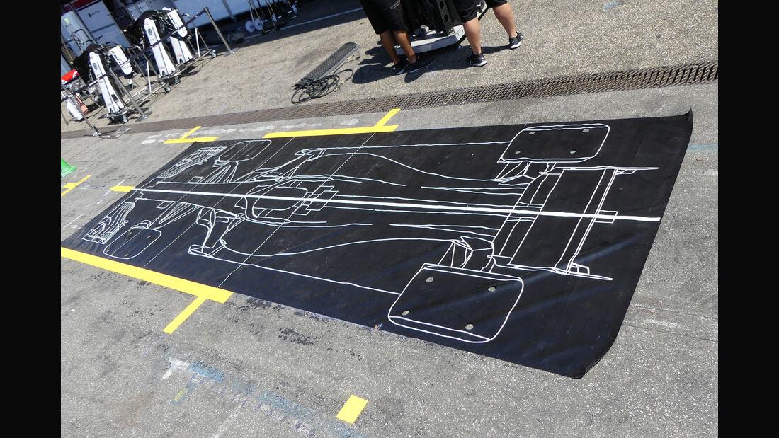 McLaren - Formel 1 - GP Deutschland - Hockenheim - 18. Juli 2018