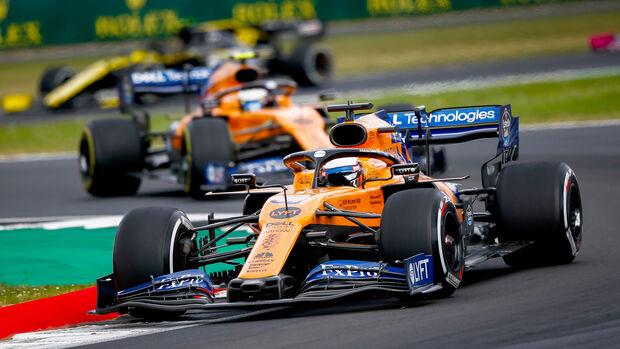 McLaren - Formel 1 - GP England 2019
