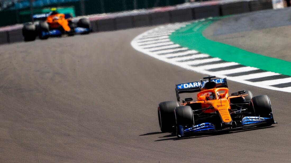 McLaren - Formel 1 - GP England 2020