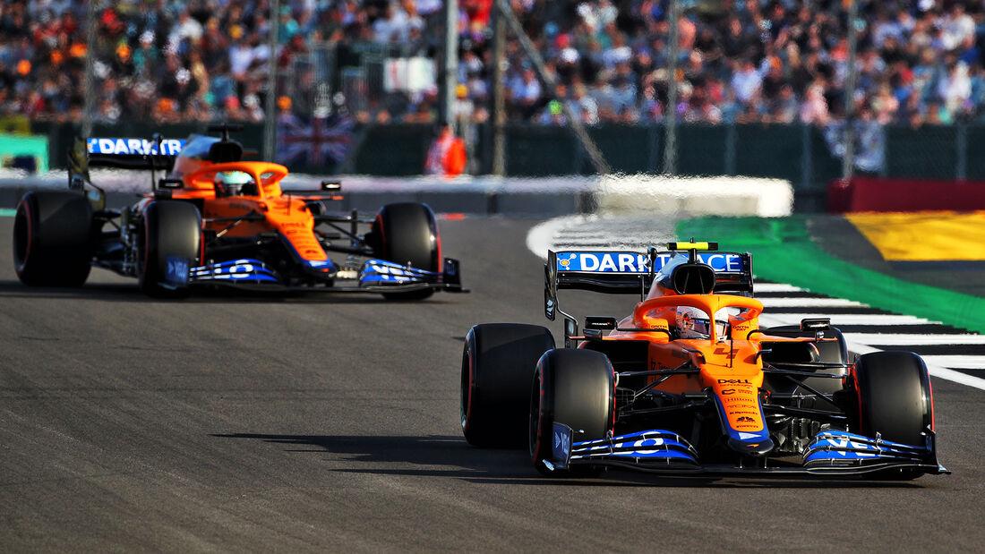 McLaren - Formel 1 - GP England 2021