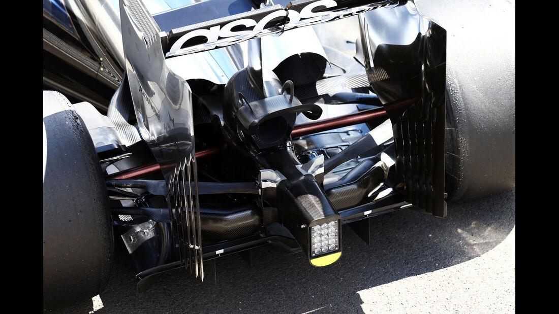 McLaren - Formel 1 - GP England - Silverstone - 4. Juli 2014
