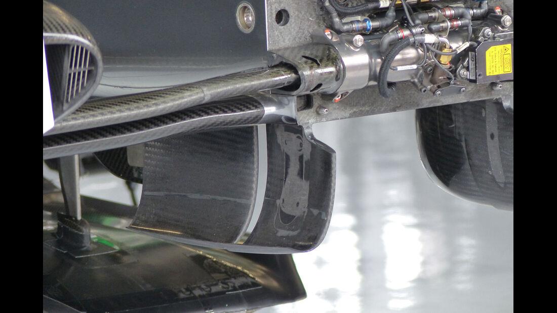 McLaren - Formel 1 - GP England - Silverstone - 5. Juli 2014