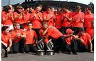 McLaren  - Formel 1 - GP Italien - 09. September 2012