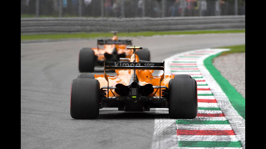 McLaren - Formel 1 - GP Italien - 2018