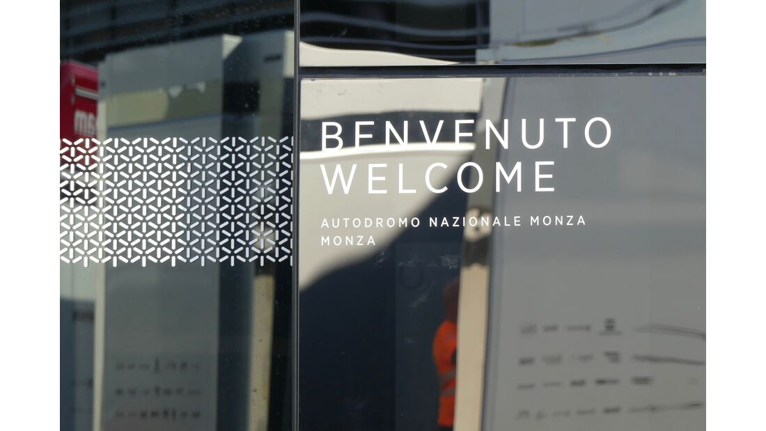 McLaren - Formel 1 - GP Italien - 29. August 2018