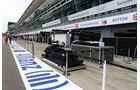 McLaren - Formel 1 - GP Italien - 3. September 2014