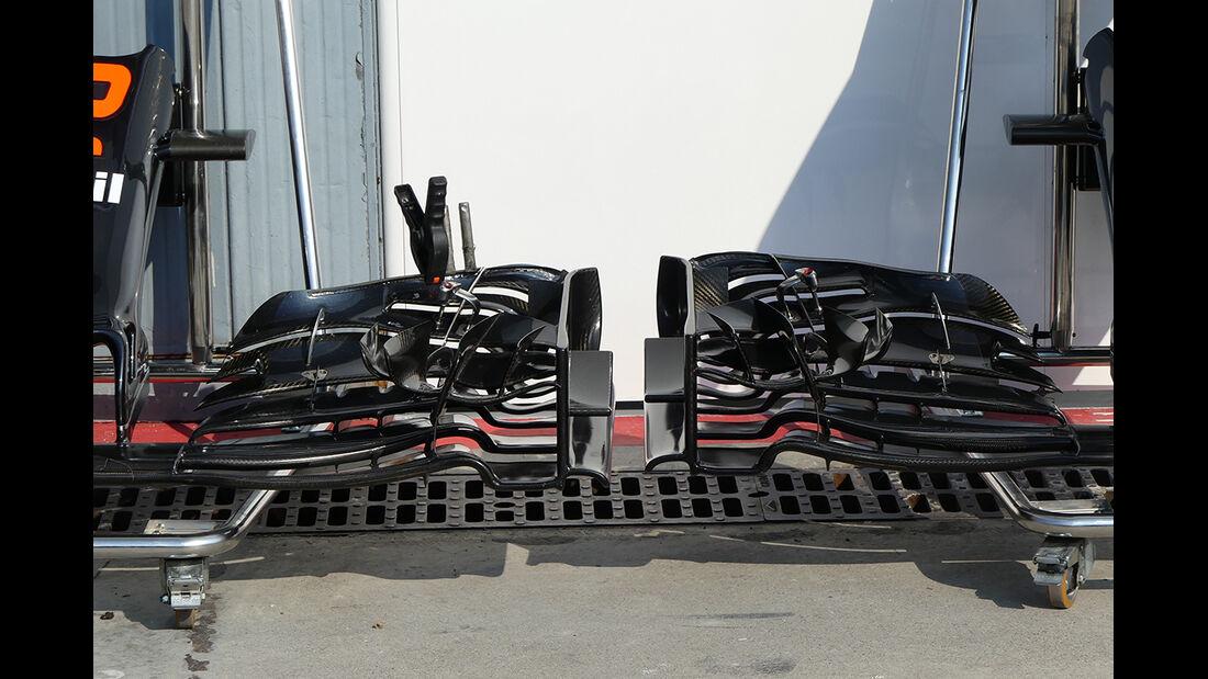 McLaren - Formel 1  - GP Italien - Monza - 31. August 2016