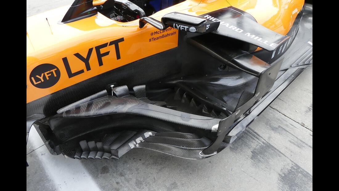 McLaren - Formel 1 - GP Italien - Monza - 5. September 2019