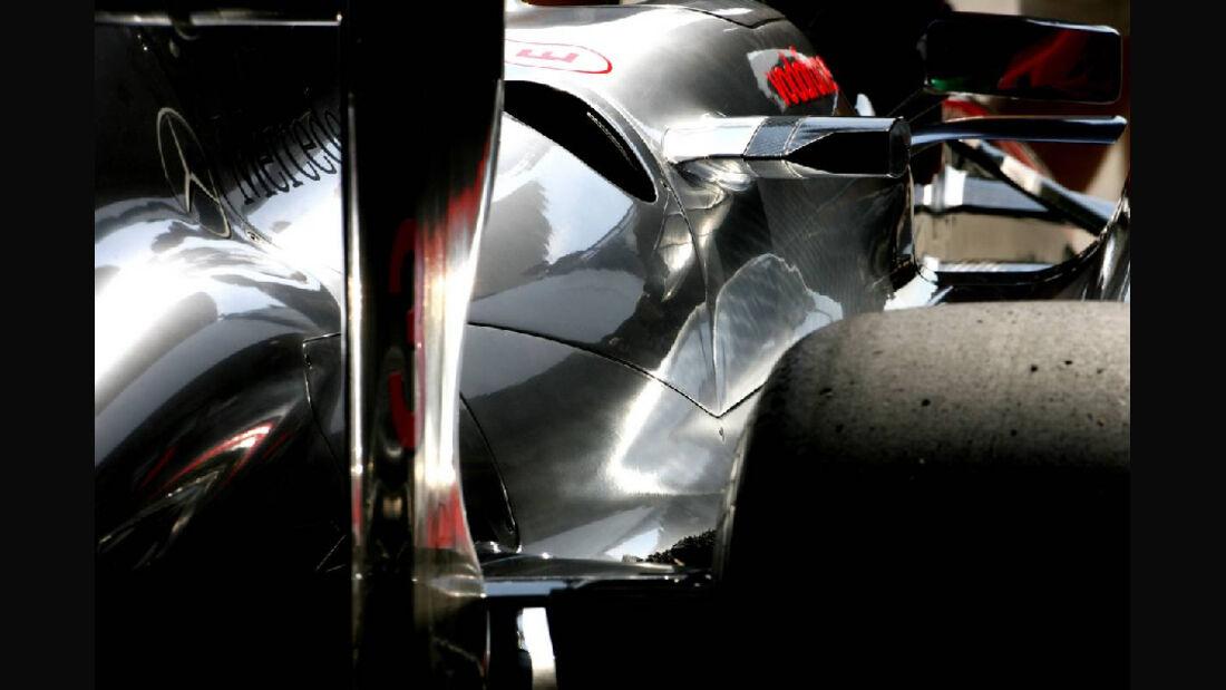 McLaren  - Formel 1 - GP Japan - 07. Oktober 2011