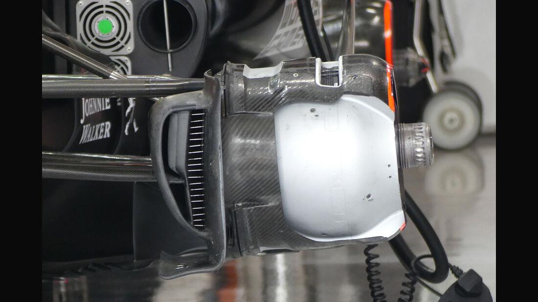 McLaren - Formel 1 - GP Japan - Suzuka - 6. Oktober 2017