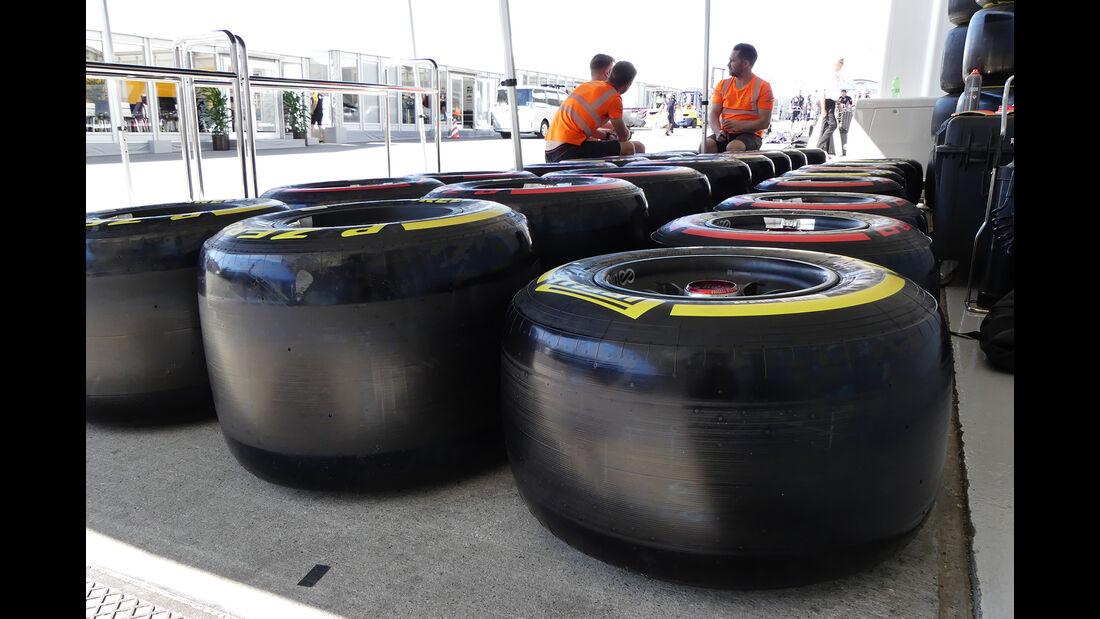 McLaren - Formel 1 - GP Japan - Suzuka - 9. Oktober 2019
