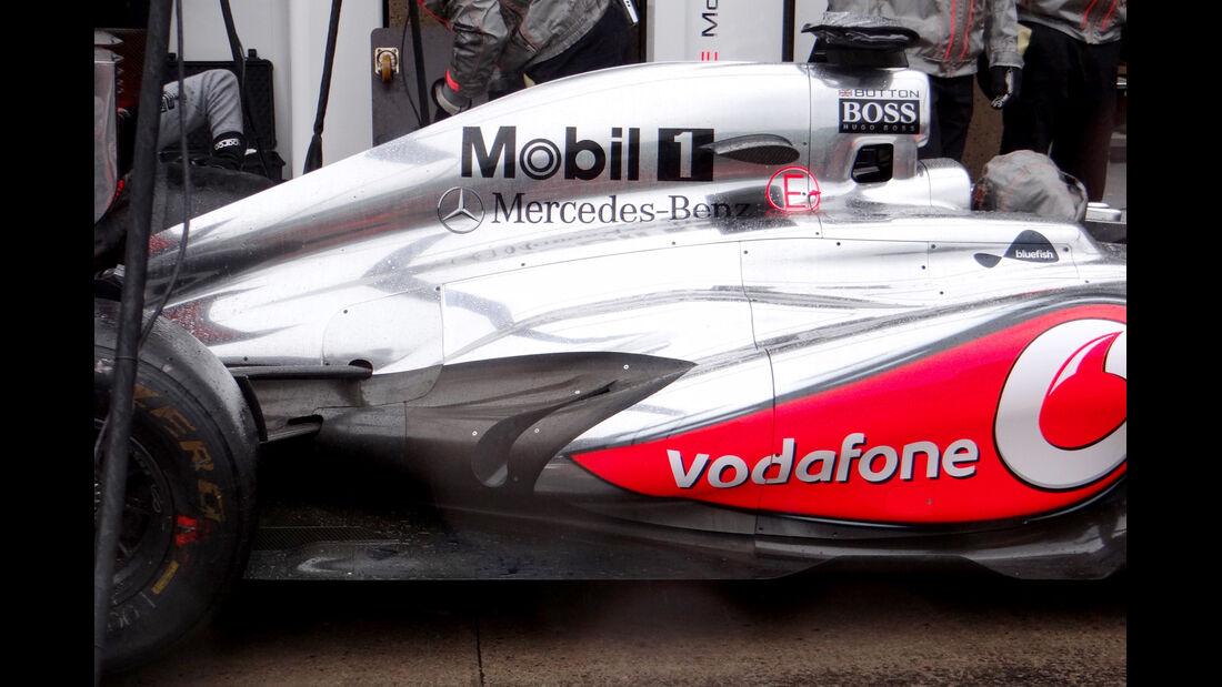 McLaren - Formel 1 - GP Kanada - 06. Juni 2013
