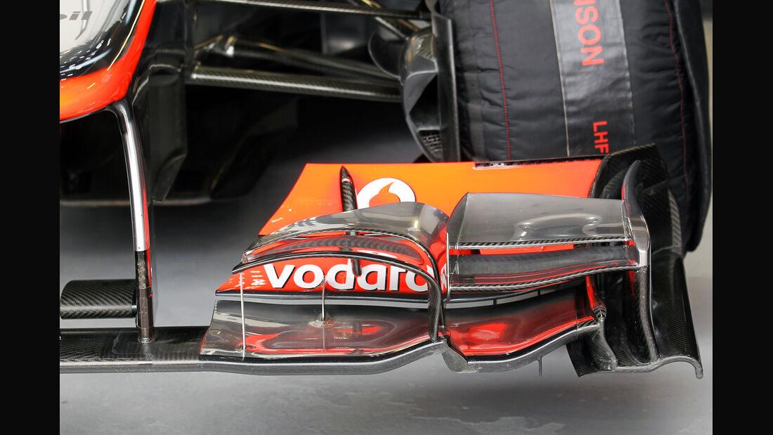 McLaren - Formel 1 - GP Kanada 2012 - 8. Juni 2012