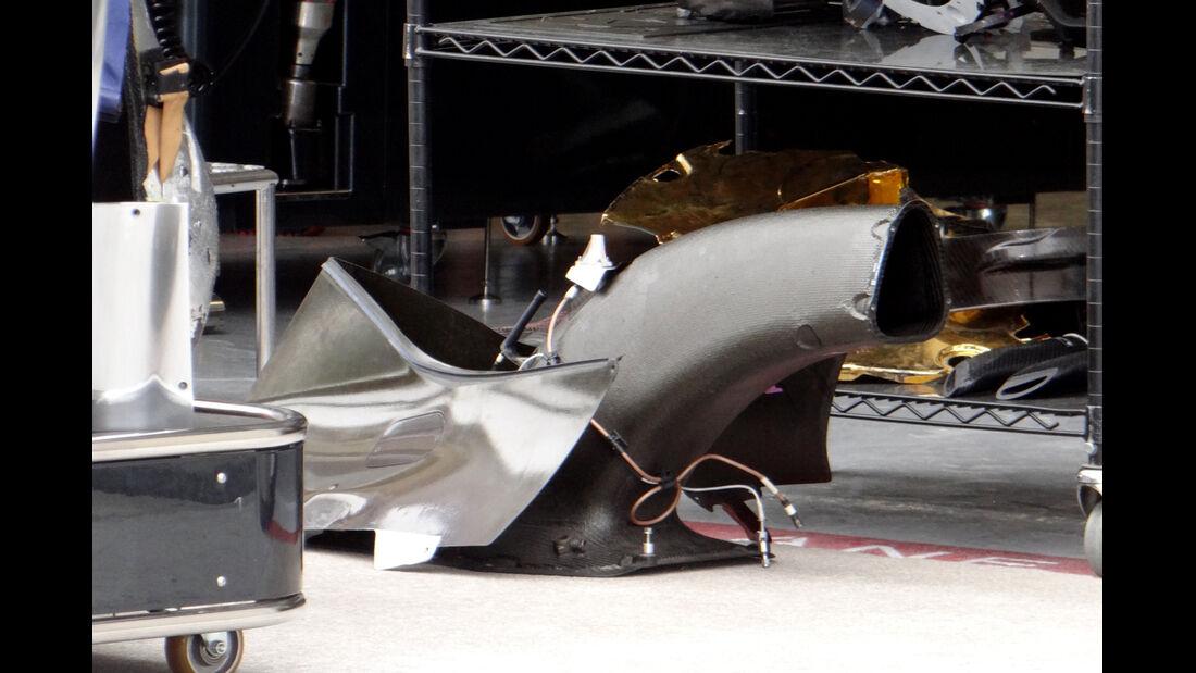 McLaren - Formel 1 - GP Kanada - 6. Juni 2013