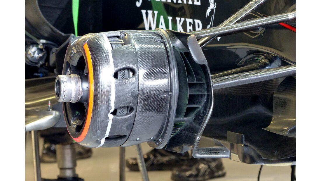 McLaren - Formel 1 - GP Kanada - Montreal - 5. Juni 2015