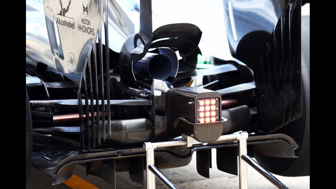 McLaren - Formel 1 - GP Kanada - Montreal - 6. Juni 2014