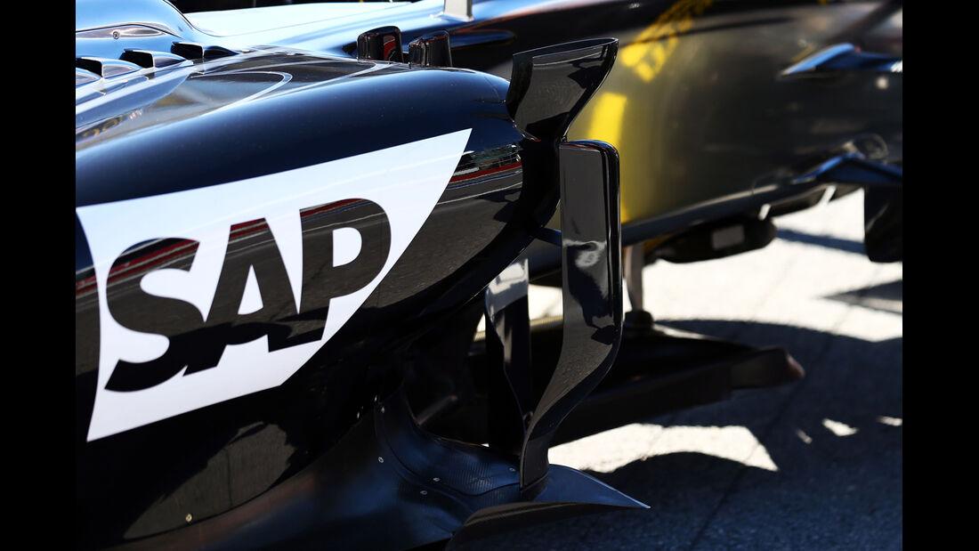 McLaren - Formel 1 - GP Kanada - Montreal - 7. Juni 2014