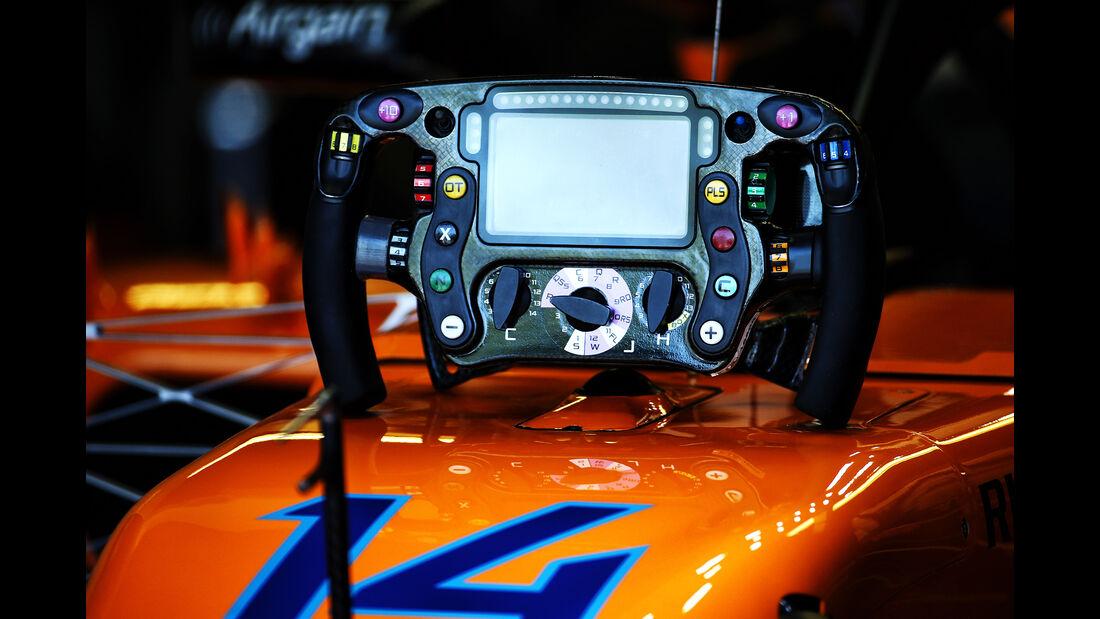 McLaren - Formel 1 - GP Kanada - Montreal - 8. Juni 2018