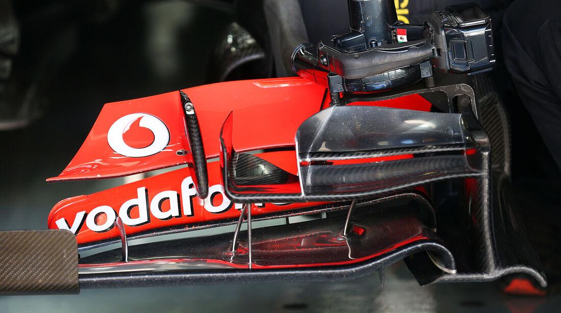 McLaren - Formel 1 - GP Korea - 4. Oktober 2013