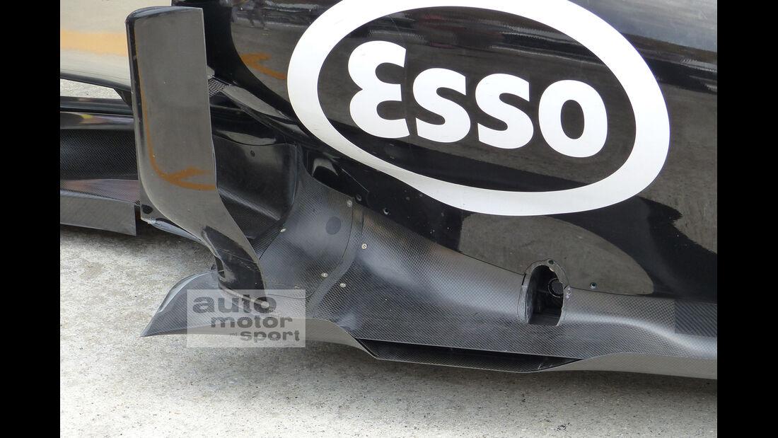 McLaren - Formel 1 - GP Malaysia - Sepang - 29. März 2014