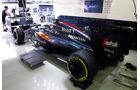 McLaren - Formel 1 - GP Mexico - 29. Oktober 2015