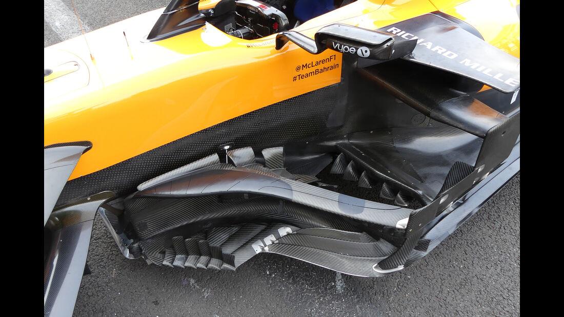 McLaren - Formel 1 - GP Mexiko - 24. Oktober 2019