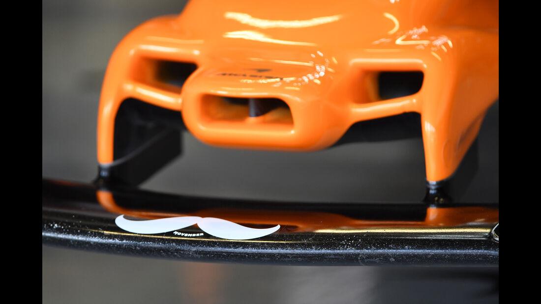 McLaren  - Formel 1 - GP Mexiko - 26. Oktober 2018