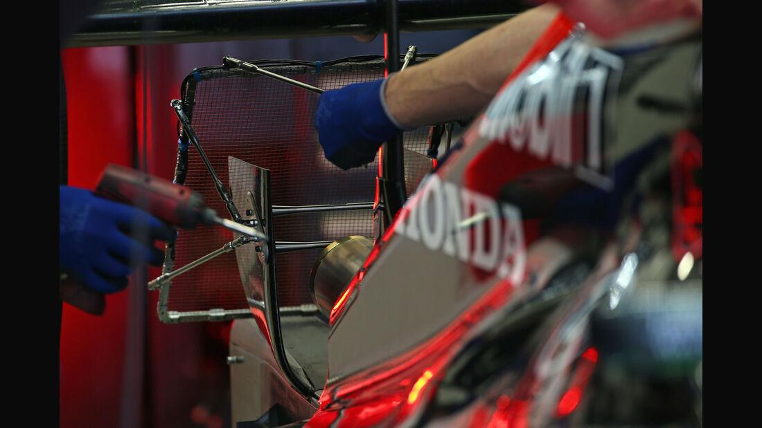 McLaren - Formel 1 - GP Mexiko - 30. Oktober 2015
