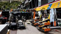 McLaren - Formel 1 - GP Monaco - 19. Mai 2021