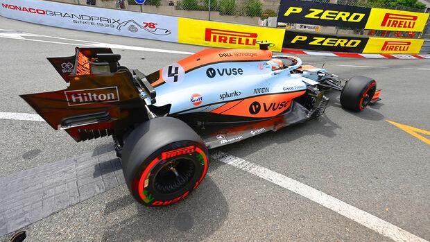 McLaren - Formel 1 - GP Monaco - 2021