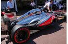 McLaren - Formel 1 - GP Monaco - 22. Mai 2013